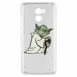 Чохол для Xiaomi Redmi 4 Master Yoda
