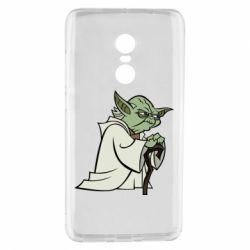 Чохол для Xiaomi Redmi Note 4 Master Yoda