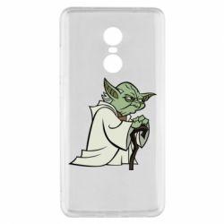 Чохол для Xiaomi Redmi Note 4x Master Yoda