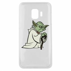 Чехол для Samsung J2 Core Master Yoda