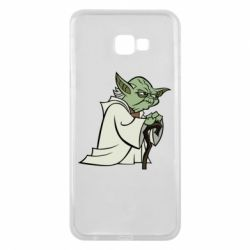 Чехол для Samsung J4 Plus 2018 Master Yoda