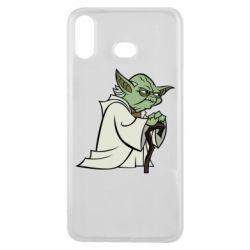 Чехол для Samsung A6s Master Yoda