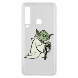 Чехол для Samsung A9 2018 Master Yoda