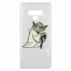 Чехол для Samsung Note 9 Master Yoda