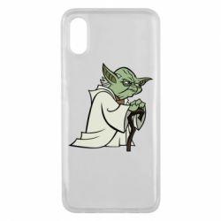 Чохол для Xiaomi Mi8 Pro Master Yoda