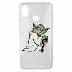 Чохол для Xiaomi Mi Max 3 Master Yoda