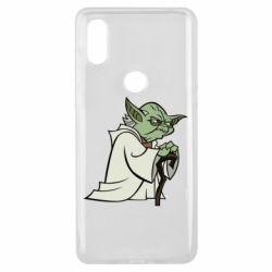 Чохол для Xiaomi Mi Mix 3 Master Yoda