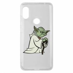 Чохол для Xiaomi Redmi Note Pro 6 Master Yoda