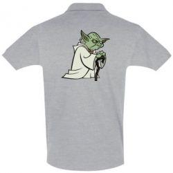 Футболка Поло Master Yoda - FatLine