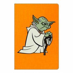 Блокнот А5 Master Yoda