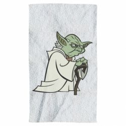 Полотенце Master Yoda