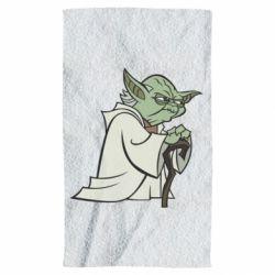 Рушник Master Yoda