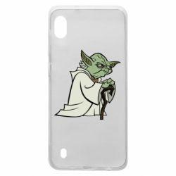 Чехол для Samsung A10 Master Yoda
