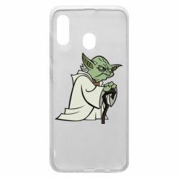 Чехол для Samsung A30 Master Yoda