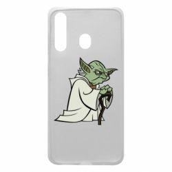 Чохол для Samsung A60 Master Yoda