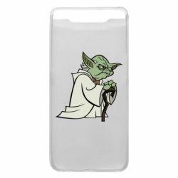 Чехол для Samsung A80 Master Yoda