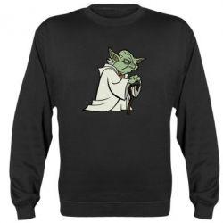 Реглан (свитшот) Master Yoda - FatLine