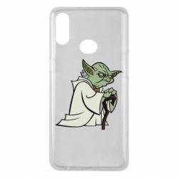 Чехол для Samsung A10s Master Yoda