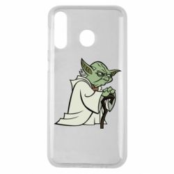Чехол для Samsung M30 Master Yoda