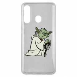 Чехол для Samsung M40 Master Yoda