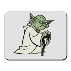 Коврик для мыши Master Yoda - FatLine