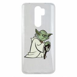 Чохол для Xiaomi Redmi Note 8 Pro Master Yoda