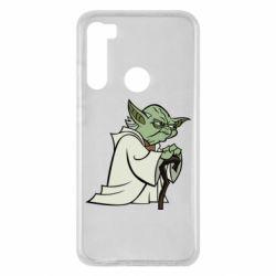 Чохол для Xiaomi Redmi Note 8 Master Yoda