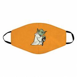 Маска для обличчя Master Yoda