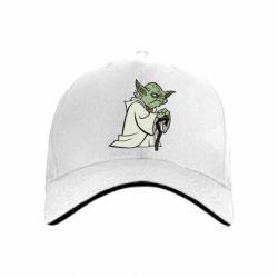 Кепка Master Yoda