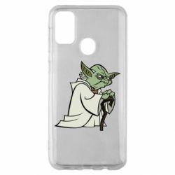 Чехол для Samsung M30s Master Yoda