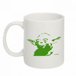 Кружка 320ml Master Yoda - FatLine