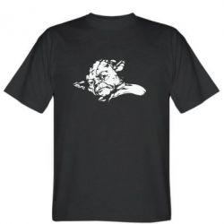 Мужская футболка Мастер Йода - FatLine