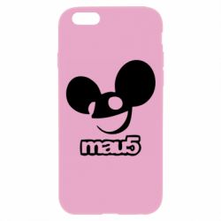 Чехол для iPhone 6 Plus/6S Plus mau5