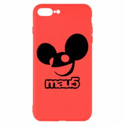 Чехол для iPhone 8 Plus mau5