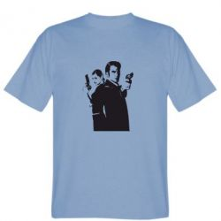 Мужская футболка Max Payne 2 - FatLine