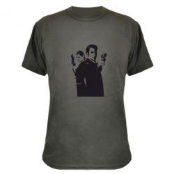 Камуфляжная футболка Max Payne 2