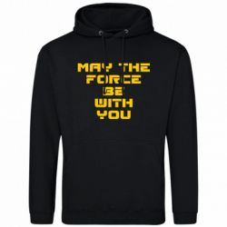 Чоловіча толстовка May the force be with you