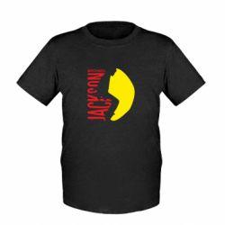 Детская футболка Майкл Джексон - FatLine