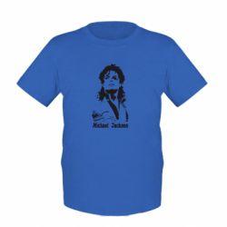 Дитяча футболка Майкл Джексон