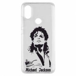 Чехол для Xiaomi Mi A2 Майкл Джексон