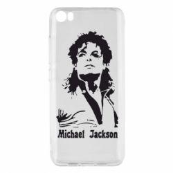 Чехол для Xiaomi Mi5/Mi5 Pro Майкл Джексон