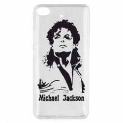 Чехол для Xiaomi Mi 5s Майкл Джексон