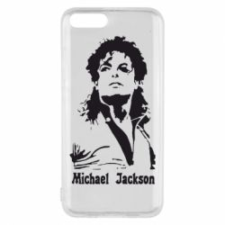 Чехол для Xiaomi Mi6 Майкл Джексон