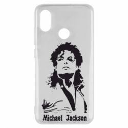Чехол для Xiaomi Mi8 Майкл Джексон