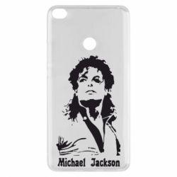 Чехол для Xiaomi Mi Max 2 Майкл Джексон