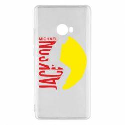Чехол для Xiaomi Mi Note 2 Майкл Джексон - FatLine