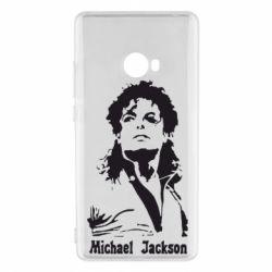 Чехол для Xiaomi Mi Note 2 Майкл Джексон