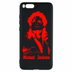 Чехол для Xiaomi Mi Note 3 Майкл Джексон