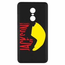 Чехол для Xiaomi Redmi Note 4x Майкл Джексон - FatLine