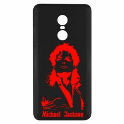 Чехол для Xiaomi Redmi Note 4x Майкл Джексон